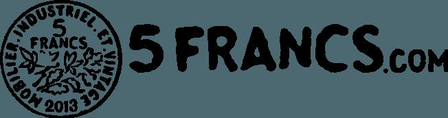 5 Francs, Déco industrielle et mobilier vintage